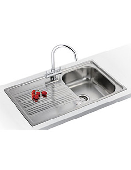 Related Franke Galileo Propack GOX 611-86 1.0 Bowl Stainless Steel Sink And Tap