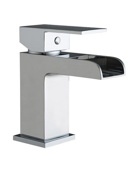 Related Beo Melbourne Chrome Mono Basin Mixer Tap With Push Waste