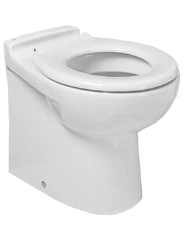 Related RAK Junior Back-To-Wall WC Pan With Ring Seat 480mm