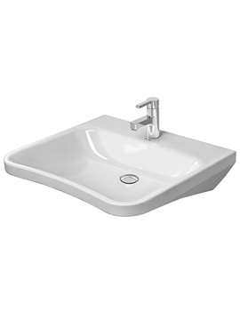 Duravit DuraStyle 650 x 570mm Washbasin - 2330650000