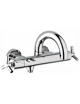 Atrio Ypsilon Thermostatic Bath Shower Mixer Tap