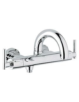 Atrio Jota Thermostatic Bath Shower Mixer Tap - 34062000