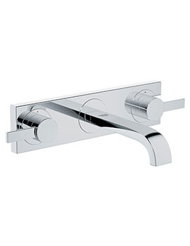 Related Grohe Spa Allure Basin Mixer Tap With Concealed Installation Body
