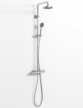 Frenzy Thermostatic Shower Valve With Kit