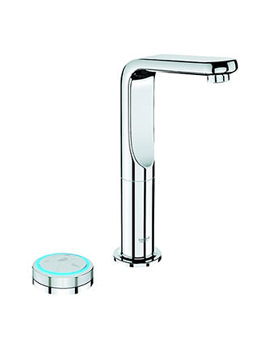 Related Grohe Spa Veris F Digital Basin Mixer Tap With Digital Controller