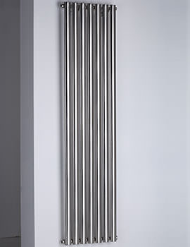 Arc Single Panel Designer Radiator 400x600mm - ARS 03 1 060040
