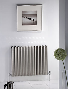 Arc Double Designer Radiator 570 x 600mm - ARD 03 1 060057