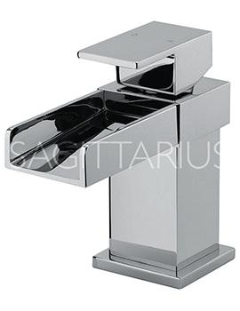 Sagittarius Niagara Cloakroom Monobloc Basin Mixer Tap - NI-306-C