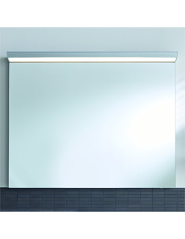 Image of Duravit Darling New Mirror With Lightning 1500x800mm - DN726500000