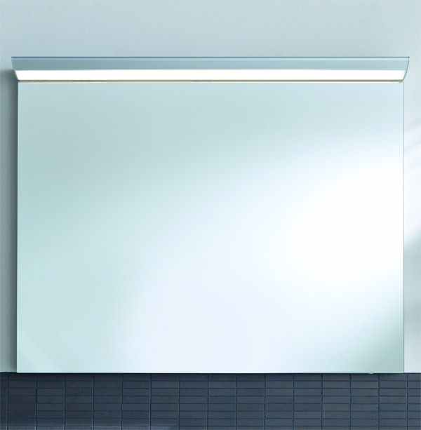 Large Image of Duravit Darling New Mirror With Lightning 1500x800mm - DN726500000
