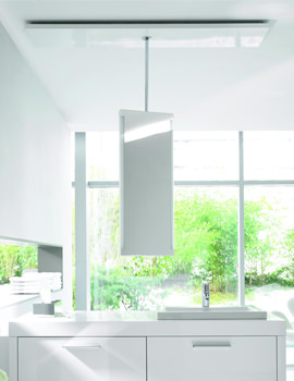 Related Duravit 2nd Floor Mirror Element With Lighting And 1480mm Ceiling panel