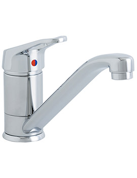 Astracast Finesse Monobloc Single Lever Kitchen Sink Mixer Tap