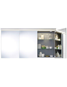 Related Duravit Darling New Mirror Cabinet 1200 x 800mm