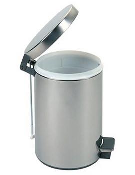 Bristan Solo Pedal Waste Bin - SO BIN C