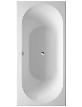 Related Duravit Darling New Bathtub 1900x900mm With Support Frame - 700257