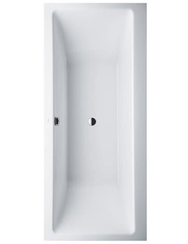 Related Laufen Pro 1900 x 900mm Double Ended Rectangular Acrylic Bath