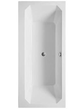 Related Duravit 1930 Series Double Ended Rectangular Bath 1800 x 800mm - 700157