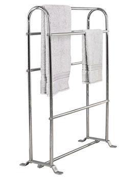 Classic Free Standing Towel Horse - 646C