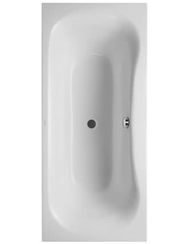 Related Duravit PuraVida Rectangle Bath 1800 x 800mm - 700187