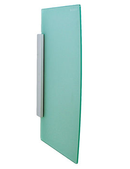 Geberit Rectangular Urinal Glass Division Light Green - 115.214.GT.1