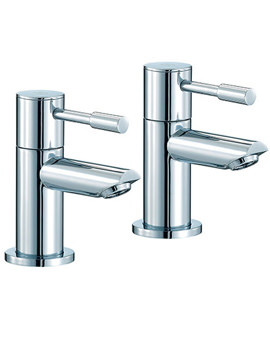 Mayfair Series F Bath Taps Pair - SFL003