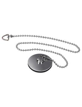 Bath Plug And Ball Chain Chrome - E315