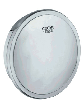 Related Grohe Ondus Talento Chrome Waste And Overflow Trim Set - 19025000