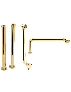 Related Sagittarius Luxury Roll Top Bath Pack Gold