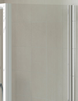 Venturi 8 700mm x 1900mm Side Panel For Shower Enclosure