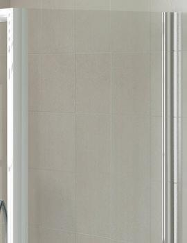 Venturi 8 700mm x 1900mm Side Panel For Shower Enclosure
