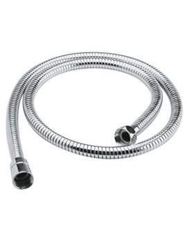 1.5 Metre Chrome Flex Shower Hose - A391