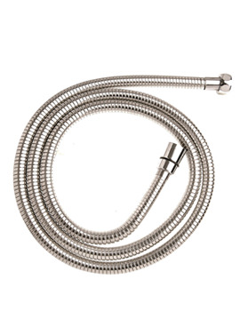 Croydex 1500mm Stretch Reinforced Shower Hose With 7mm Bore