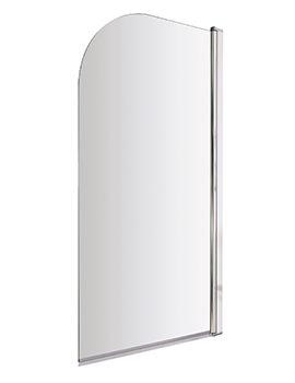 Balterley Straight Pivot Bath Screen 790 x 1435mm - NSS1