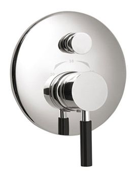 Nuance Concealed Thermostatic Shower Valve With Diverter