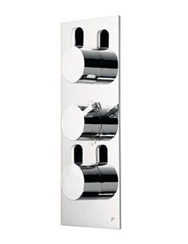 Insight Concealed Triple Control Shower Valve - SV9905