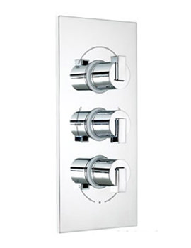 Related Bristan Chill 3 Control Thermostatic Shower Valve - CL SHC3DIV C