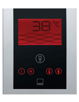 Identity Digital Touch Screen Thermostatic Shower Valve - IDE-145