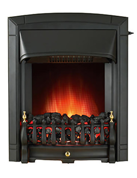 Valor Dream Longlite LED Electric Fire Black - 0582421