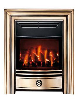 Valor Dimension Classica Electric Fire Brass - 0584421