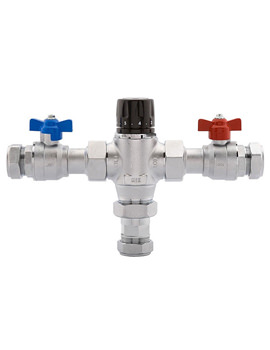 Thermostatic Blending Valve 28mm - TBV009