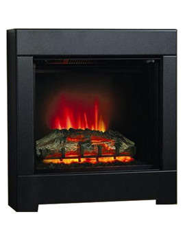 Related Be Modern Serena Outset Remote Control Electric Fire Black - 92533