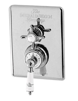 Victorian Concealed Thermostatic Shower Valve