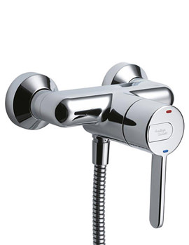 Contour 21 Exposed Thermostatic Shower Mixer Valve