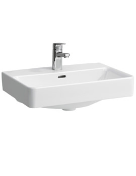 Laufen Pro A Basin Without Tap Hole 600 x 480mm