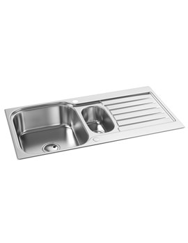 Arka 1.5 Bowl Reversible Kitchen Sink AW5050