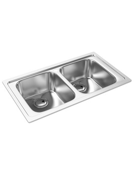 Kode 2.0 Kitchen Sink With No Drainer - AW5043