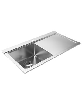 Logik 1.0 Kitchen Sink - Inset Kitchen Sink AW5019