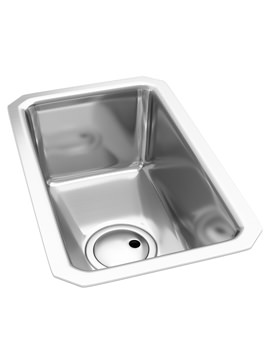 Matrix R25 Half Bowl Kitchen Sink - AW5001