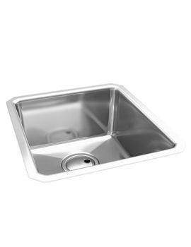 Matrix R25 1.0 Bowl Kitchen Sink 390 x 450mm - AW5002