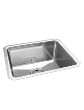 Matrix R25 One Bowl Kitchen Sink 530 x 450mm - AW5003
